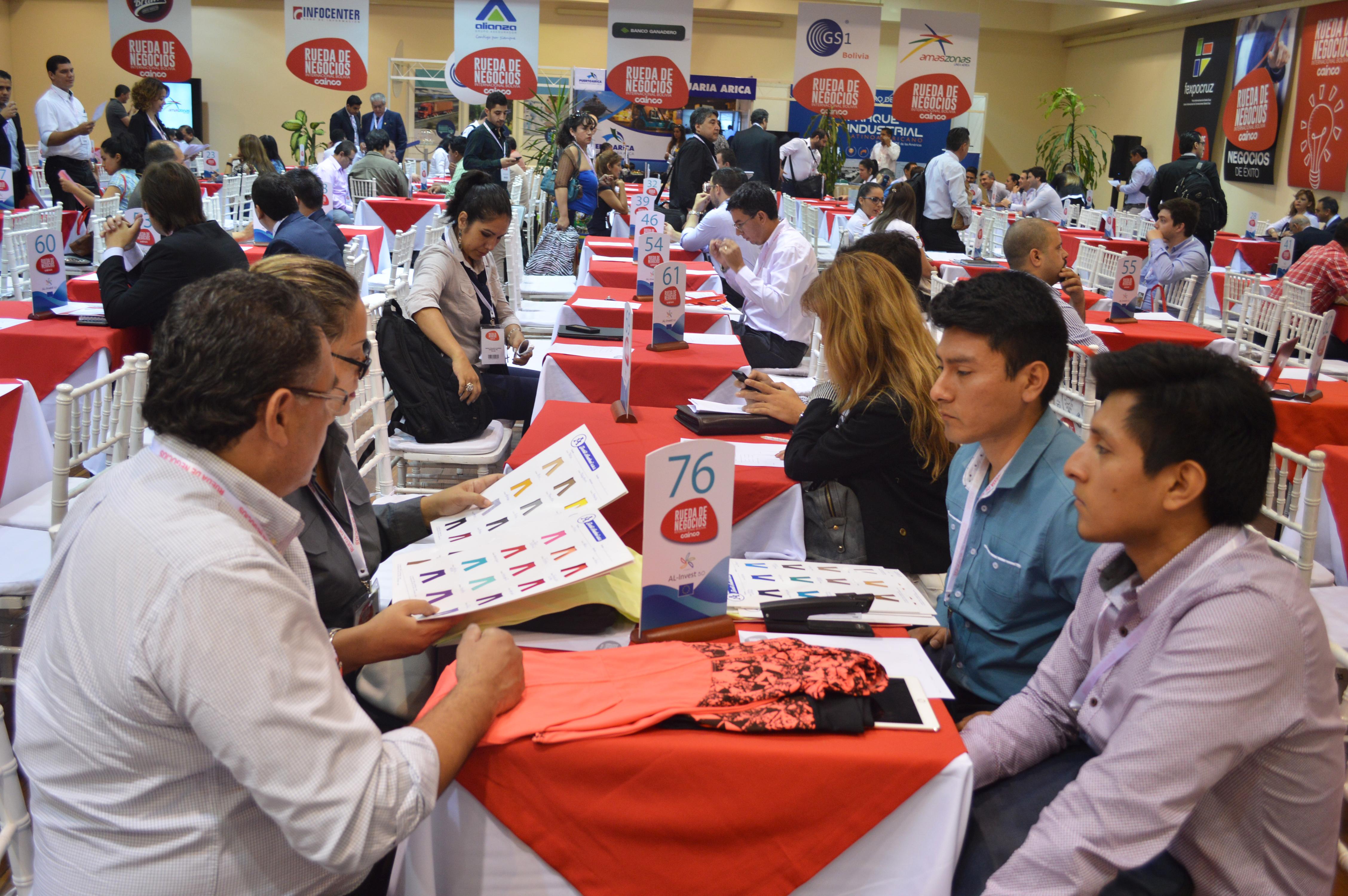 Resultado de imagen para II ronda de negocios entre Argentina y Perú